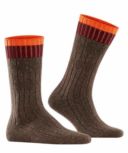 Burlington Socken Braun - Bild 1