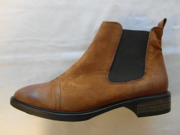 Paul Green Chelsea Boot, Lederfutter Braun