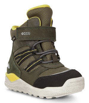Ecco Urban Mini Boot Oliv