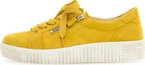 Gabor Sneaker Gelb
