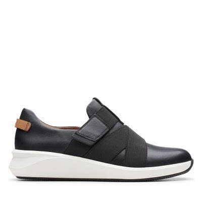 Clarks Sneaker  Schwarz