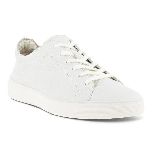 Ecco Street Tray Sneaker Weiß - Bild 1