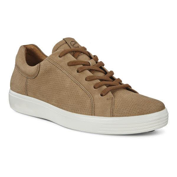 Ecco Soft 7 Sneaker Braun - Bild 1