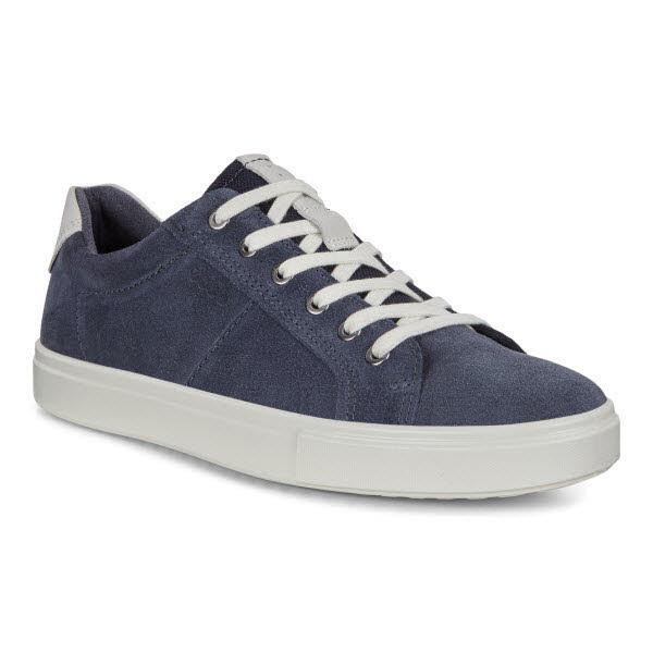 Ecco Kyle POC Om Sneaker Blau - Bild 1