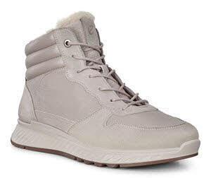 Ecco ST1 W GRose High Top Sneaker, Warmfutter Weiß
