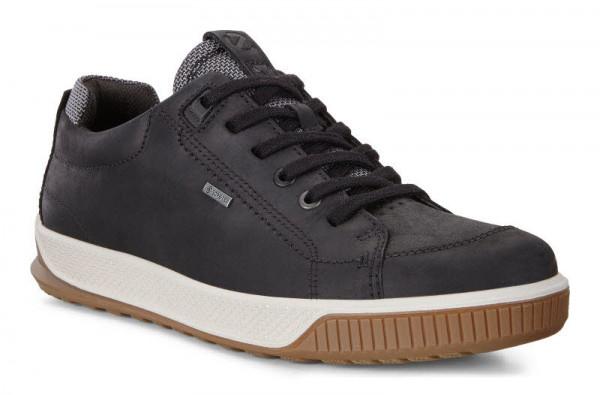 Ecco Byway Tred Sneaker Schwarz - Bild 1