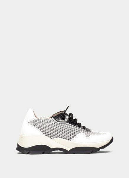 Hispanitas Sneaker Weiß - Bild 1