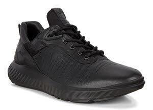 Ecco ST1 Lite M Sneaker Schwarz