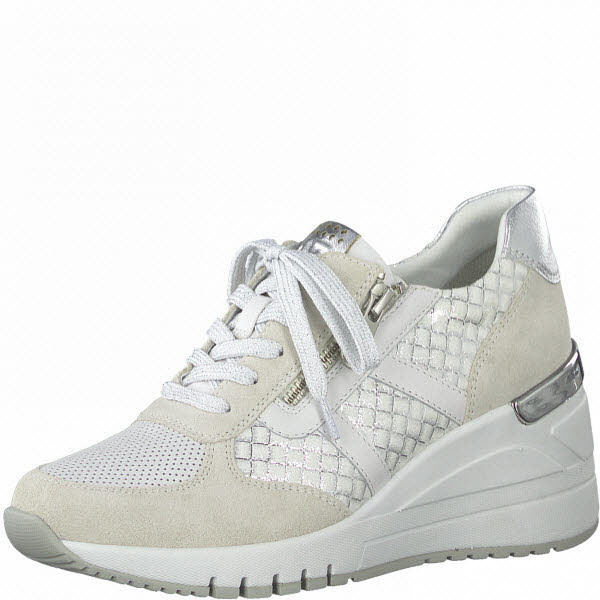 Marco Tozzi Sneaker Weiß - Bild 1