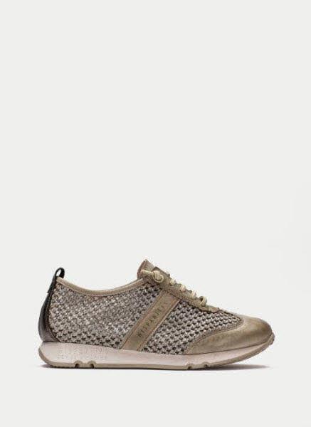 Hispanitas Sneaker Oliv - Bild 1