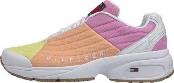Tommy Hilfiger WMN HERITAGE TOMMY JEANS SNEAKER Sneaker Bunt