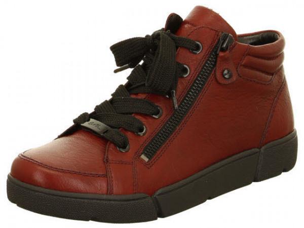 Ara High Top Sneaker  Rot