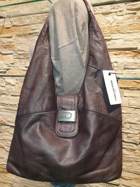 Taschendieb Shoppertasche Braun - Bild 1