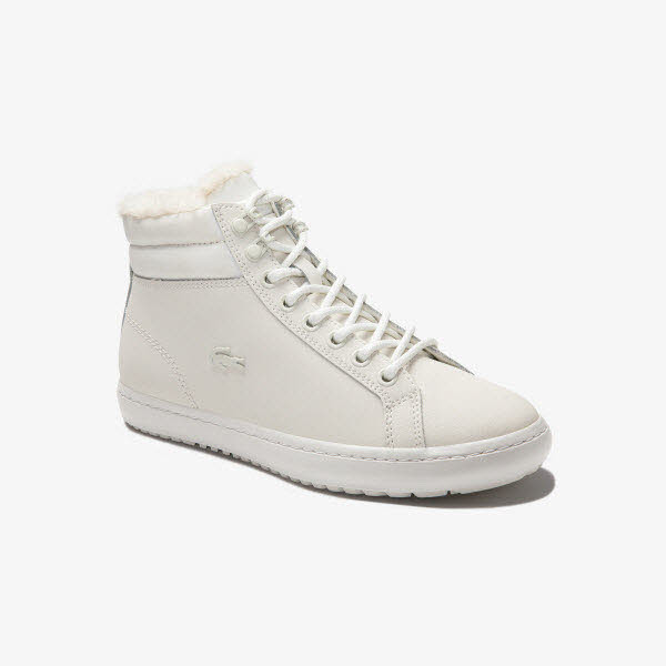 Lacoste High Top Sneaker  Weiß - Bild 1