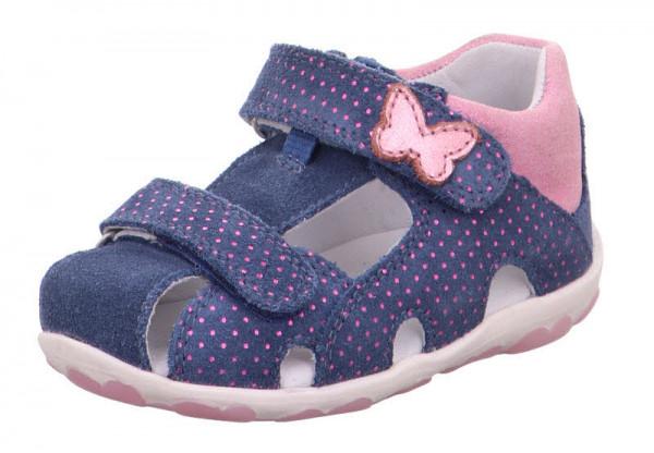 Superfit Sandale Blau - Bild 1