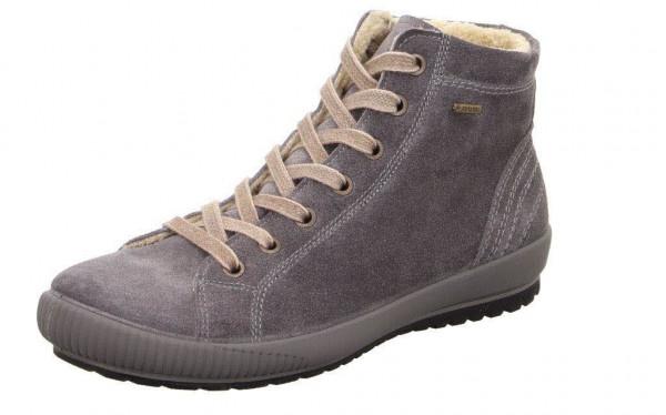 Legero High Top Sneaker, Warmfutter Grau - Bild 1