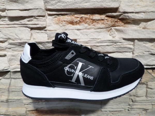 Calvin Klein Sneaker Schwarz