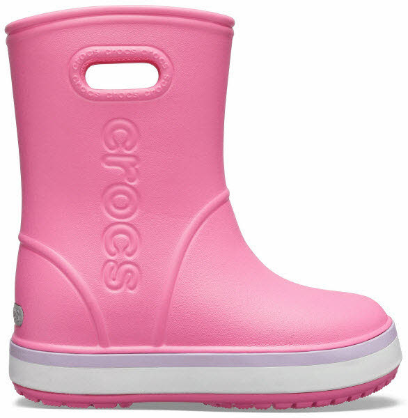 Crocs Gummistiefel Pink - Bild 1