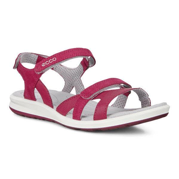Ecco Cruise II Sandale Pink - Bild 1