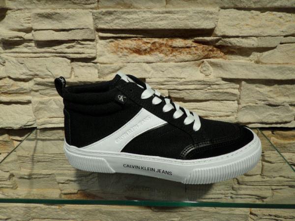 Calvin Klein High top Sneaker Schwarz