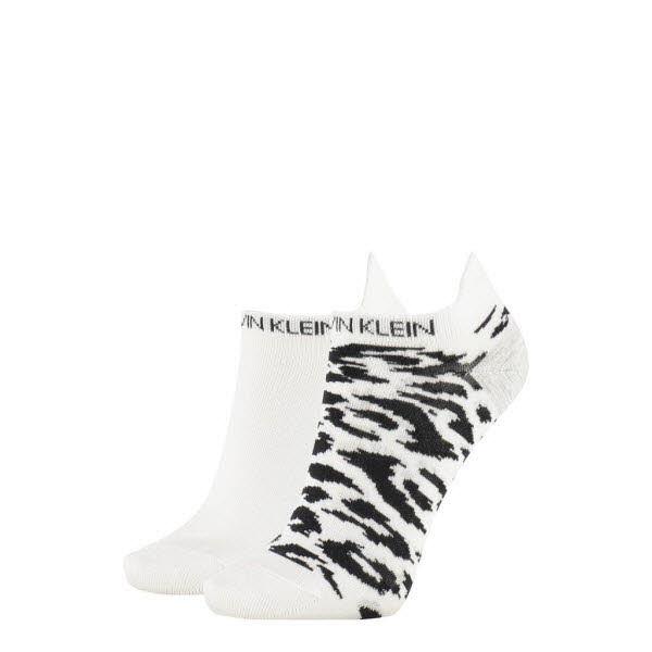 Calvin Klein Sneakersocken Weiß