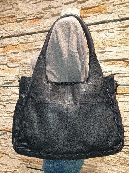 Taschendieb Hoher Markt 2 Shoppertasche Schwarz - Bild 1