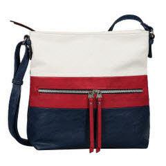 Tom Tailor Bag Umhängetasche Blau - Bild 1