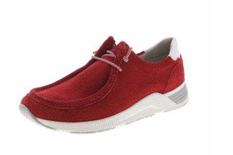 Sioux GRASH.-D192 Sneaker Rot