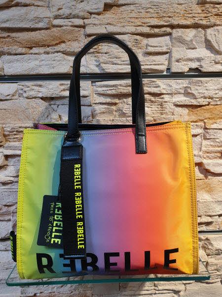 Rebelle Handtasche Schwarz - Bild 1