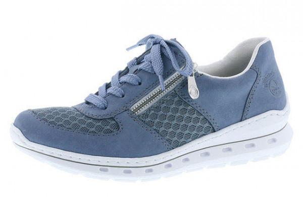 Rieker L223014 L22 Sneaker Blau - Bild 1