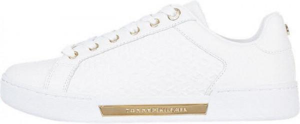 Tommy Hilfiger Sneaker Weiß - Bild 1