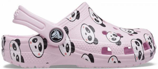 Crocs Pantoffel Pink - Bild 1