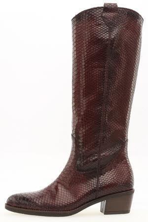 Gabor Stiefel, Textilfutter Rot
