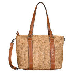 Tom Tailor Bag Shoppertasche Beige - Bild 1