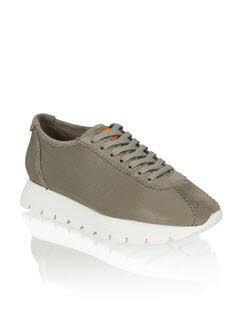 Kennel & Schmenger Sneaker Oliv