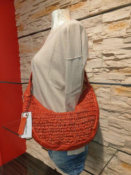 Taschendieb Minoritengasse 2 Oversize Bodybag Rot - Bild 1