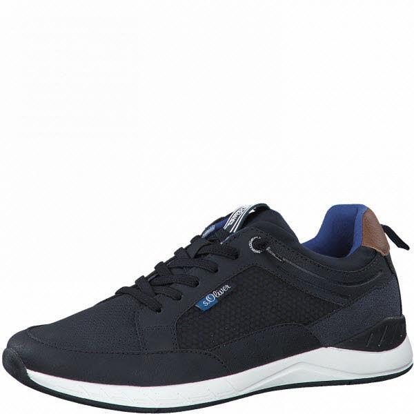 S. Oliver Sneaker Blau - Bild 1