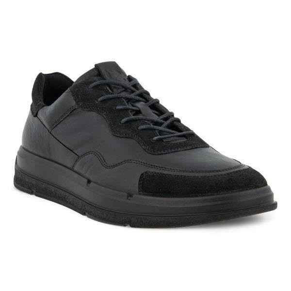 Ecco Soft X M Sneaker Schwarz - Bild 1