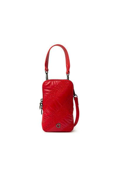 Desigual Minibag für Handy Rot - Bild 1