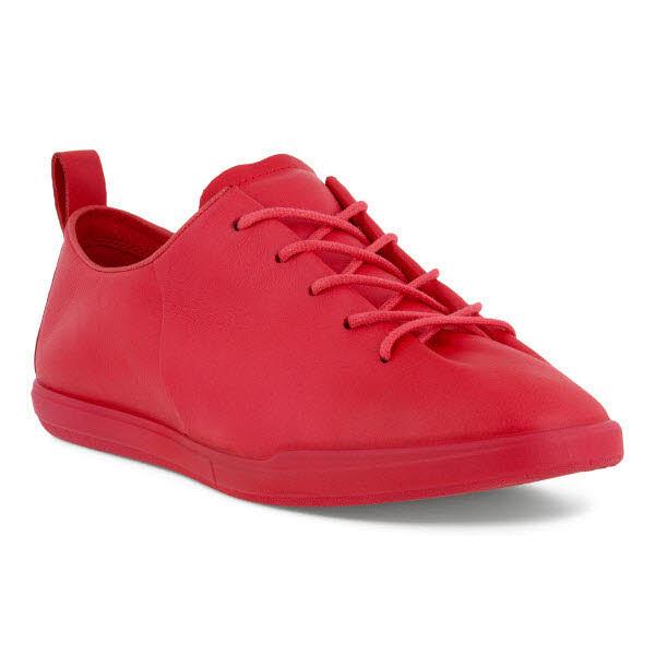 Ecco Simpil Sneaker Rot - Bild 1