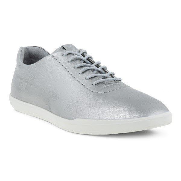 Ecco SIMPIL Sneaker Silber - Bild 1