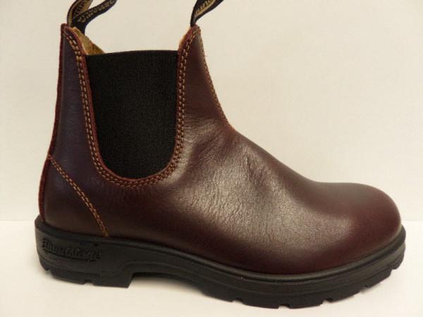 Blundstone Chelsea Boot, Textilfutter Bordo