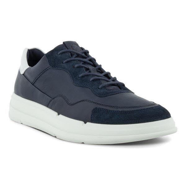 Ecco Soft X Sneaker Blau - Bild 1