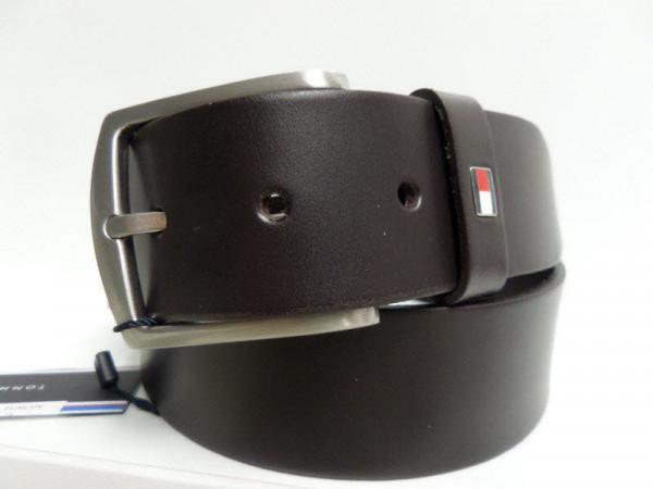 Tommy Hilfiger New Denton Belt 4.0 Gürtel Braun