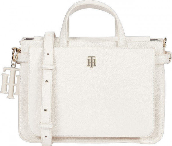 Tommy Hilfiger Handtasche Weiß
