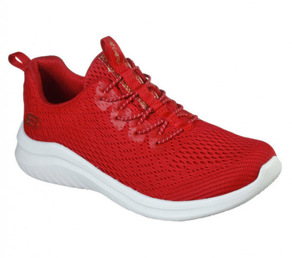Skechers Sneaker Rot - Bild 1