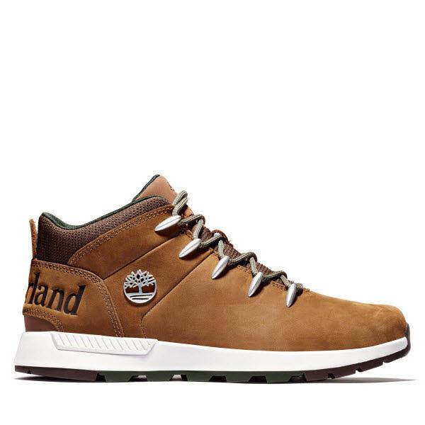 Timberland Hi Top Sneaker Braun - Bild 1