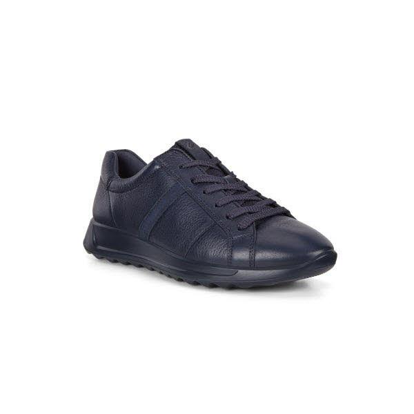 Ecco Flexure Run Sneaker Blau