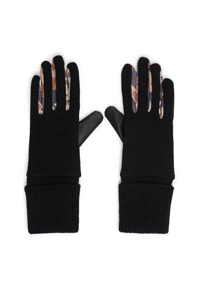 Desigual Handschuhe Schwarz - Bild 1