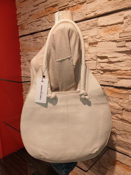 Taschendieb Schottenring 1 Shoppertasche Weiß